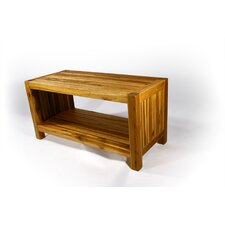 Teak Slat Coffee Table