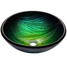 Nei Glass Vessel Sink