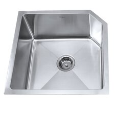 "<strong>Kraus</strong> 23"" x 18.75"" Undermount Kitchen Sink"