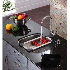 Stainless Steel Colander for Kitchen Sink