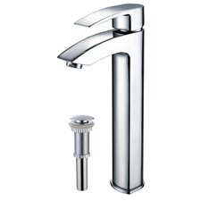 Visio Single Hole Bathroom Faucet with Single Handle