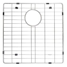 "Stainless Steel 17"" x 17"" Bottom Grid"