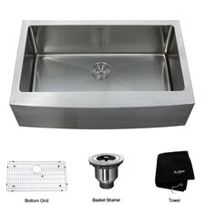 "Farmhouse 33"" Kitchen Sink"