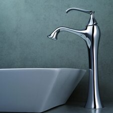 <strong>Kraus</strong> Ventus Single Hole Bathroom Faucet with Single Handle