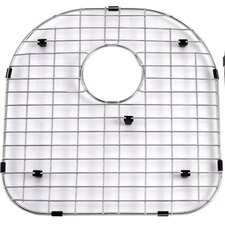 "Stainless Steel 16"" x 16"" Bottom Grid"