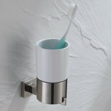 Aura Wall-mounted Ceramic Tumbler Holder