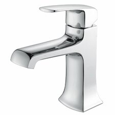 Decorum Single Lever Basin Bathroom Faucet Chrome