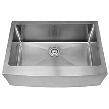 "29"" x 20"" Farmhouse Kitchen Sink"