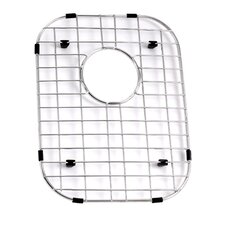 "Stainless Steel 15"" x 12"" Bottom Grid"