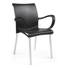 Verona Arm Chair in Black