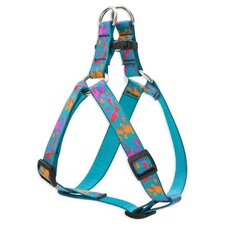 Wet Paint Step In Dog Harness