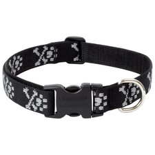 "Bling Bonz 1"" Adjustable Large Dog Collar"