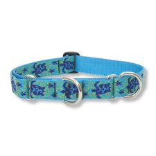 <strong>Lupine Pet</strong> Turtle Reef  Adjustable Combo Collar