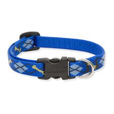 Dapper Adjustable Dog Collar
