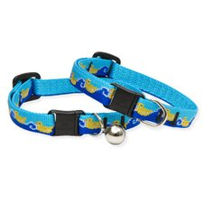 "Just Ducky 1/2"" Adjustable Cat Safety Collar"