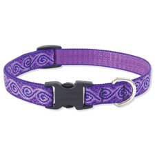 "Jelly Roll 3/4"" Adjustable Medium Dog Collar"