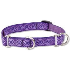 "Jelly Roll 3/4"" Adjustable Medium Dog Combo Collar"