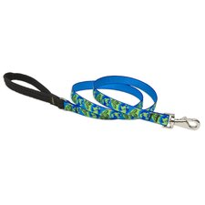 "Earth Day 3/4"" Medium Dog Leash"