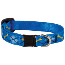 Adjustable Dapper Dog Design Safety Cat Collar