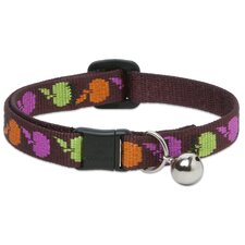 Candy Apple Cat Collar