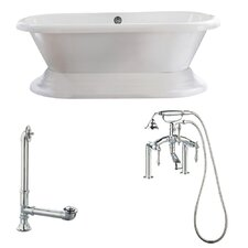 Wescott Dual Bathtub