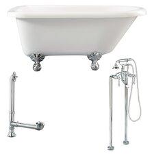 Augusta Roll Top Bathtub