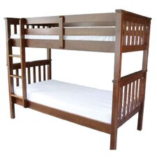 Sydney Bunk Bed in Walnut
