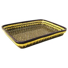 "12""  Rectangular Baking Pan"