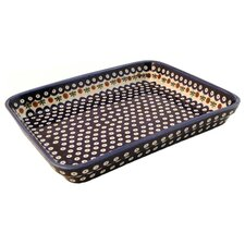 "13"" Rectangular Baking Pan - Pattern 41A"