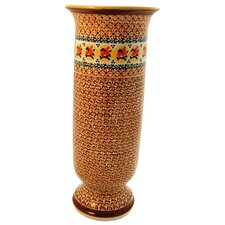 Traditional Pattern DU70 Vase