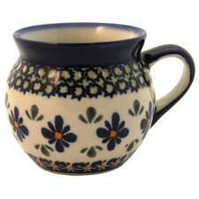 <strong>Euroquest Imports Polish Pottery</strong> 8 oz. Mug