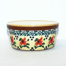 <strong>Euroquest Imports Polish Pottery</strong> 4 Oz. Ramekin