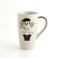 Meet the Ladies 14 oz. Latte Mug (Set of 4)