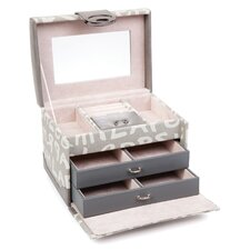 Travel Case Style Jewellery Box