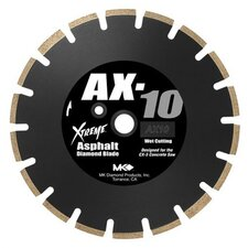 Wet Cutting Segmented Rim Blades AX-10