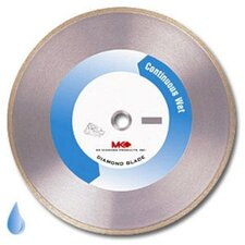 Wet Cutting Continuous Rim Diamond Blade MK-215GL