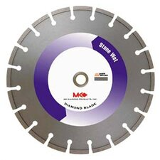 Wet Cutting Segmented Rim Blades MK-62G
