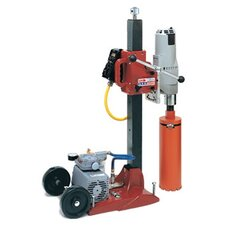 Manta III Combination Drill Stand with Milwaukee