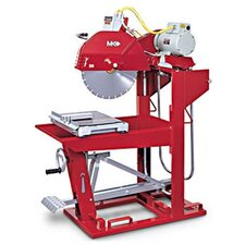 "7.5 HP 460 V Three Phase 20"" Blade Diameter Wet Masonry Saw"