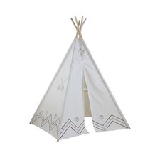 "Hideaway 72"" Color My Own 5 Panel Teepee"