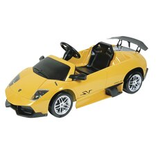 <strong>Dexton Kids</strong> Lamborghini Murcielago LP670-4 12V Battery Powered Car