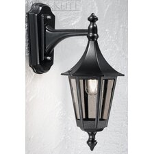 <strong>Franklite</strong> Boulevard 1 Light  Semi-Flush Wall Light
