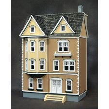 0.5 Scale East Side Townhouse Dollhouse
