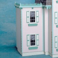 Junior Series Front Opening Jr. Dollhouse Addition