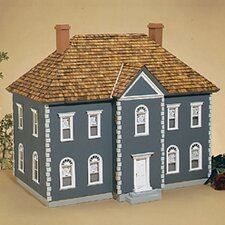 Half-Inch Scale Kits Thornhill Shell Dollhouse