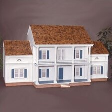 <strong>Real Good Toys</strong> New Concept Dollhouse Kits Twelve Oaks Dollhouse