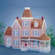 <strong>Real Good Toys</strong> New Concept Dollhouse Kits Sterling Estate Dollhouse