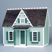<strong>Real Good Toys</strong> Finished & Ready to Play Doll House Junior Victorian Cottage