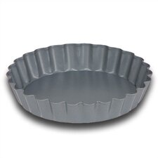 Bakers Pride 10cm Non Stick Loose Base Mini Quiche Pan