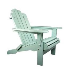 <strong>Manchester Wood</strong> Solid Adirondack Chair